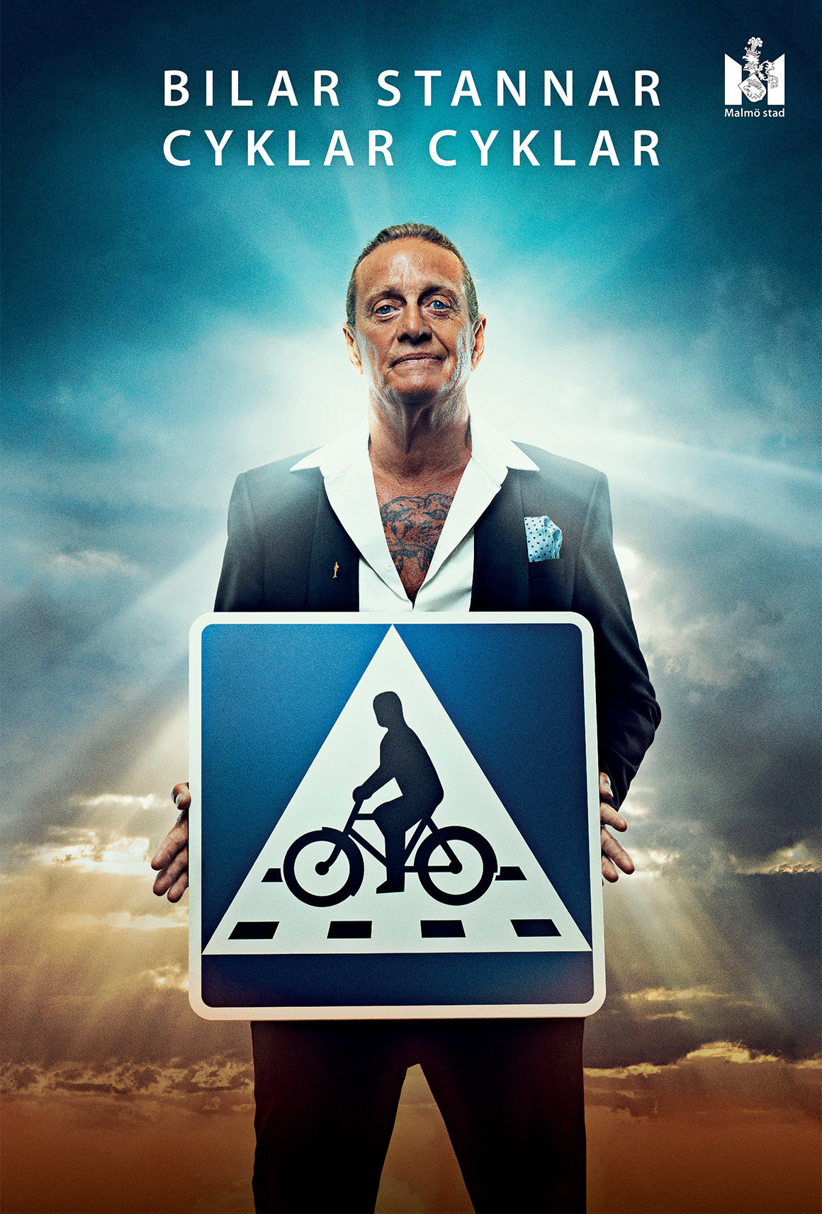 Malmoe Stad Cykeloverfarter Ranelid