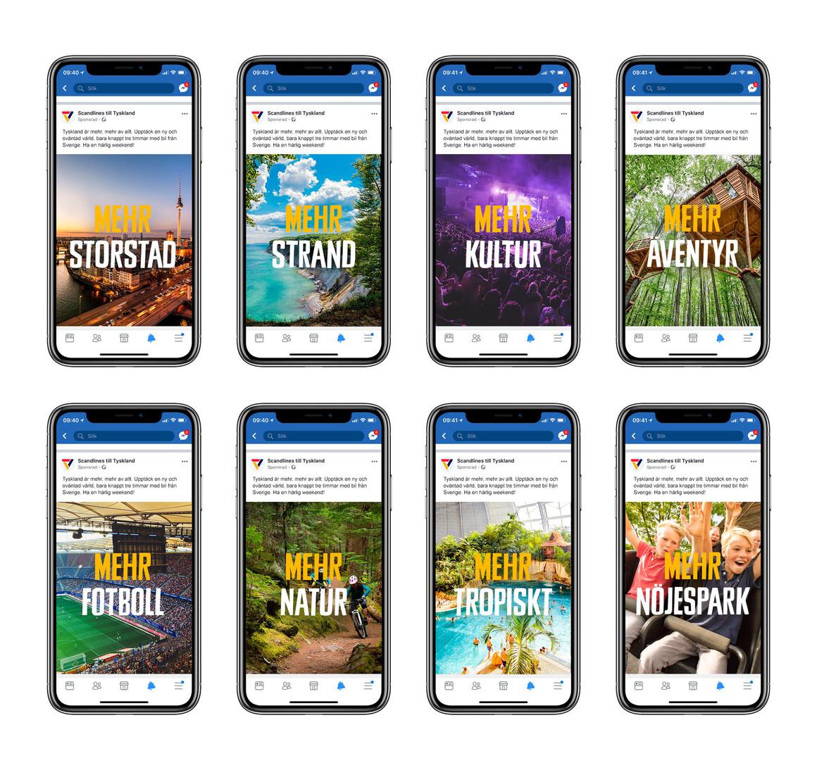 Scandlines Mehr FB Annonser Mobil